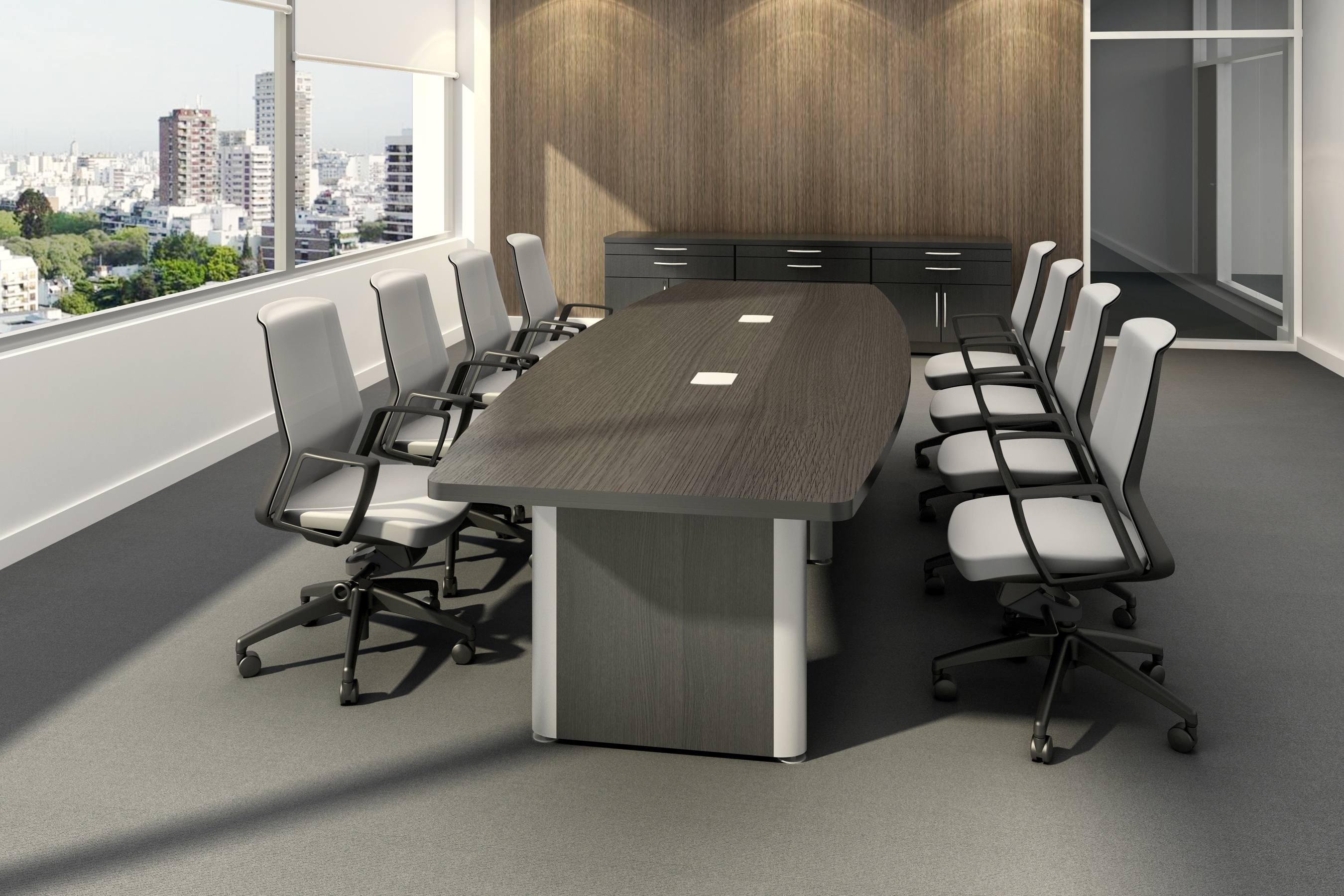 Boardroom furniture: